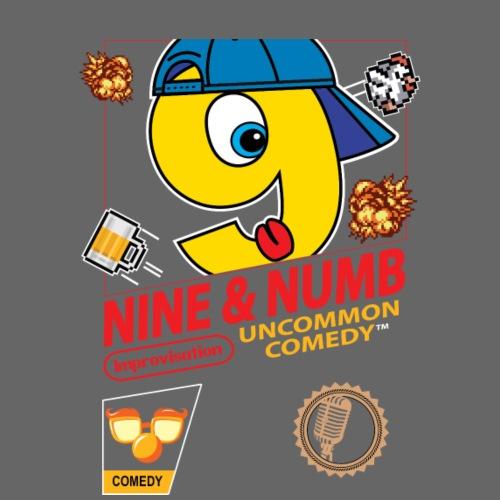 Numbtendo Logo - Men's Premium T-Shirt
