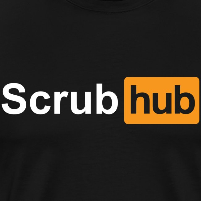 Official Scrub Hub shirts