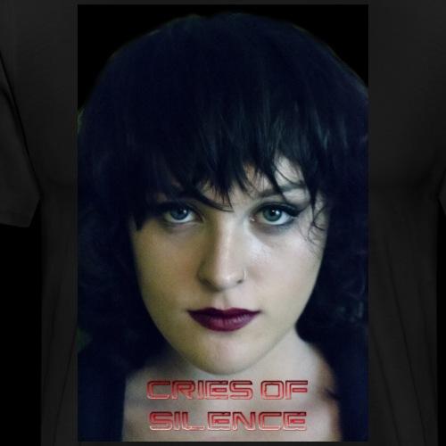 Cries of Silence Angie - Men's Premium T-Shirt