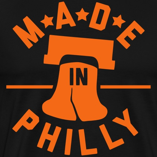 Made In Philly - Men's Premium T-Shirt