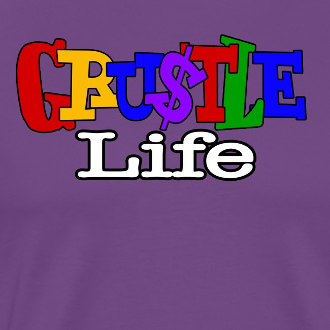 GRUSTLE LIFE LIVING SINGLE