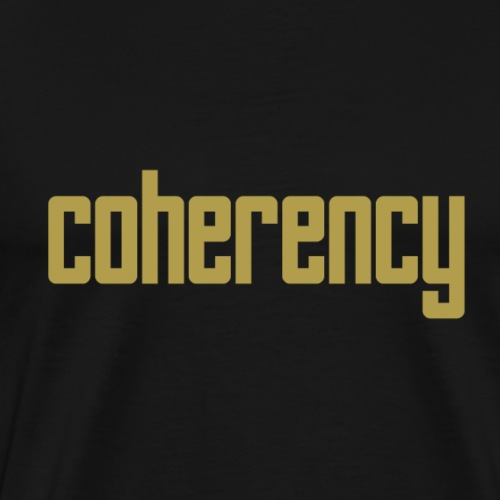 Coherency - Men's Premium T-Shirt