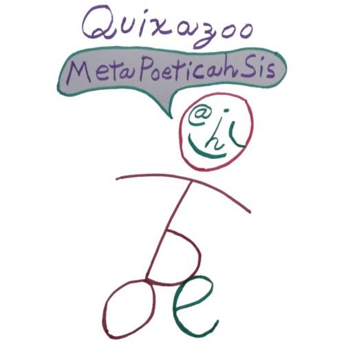 MetaPoeticahSisStick - Men's Premium T-Shirt