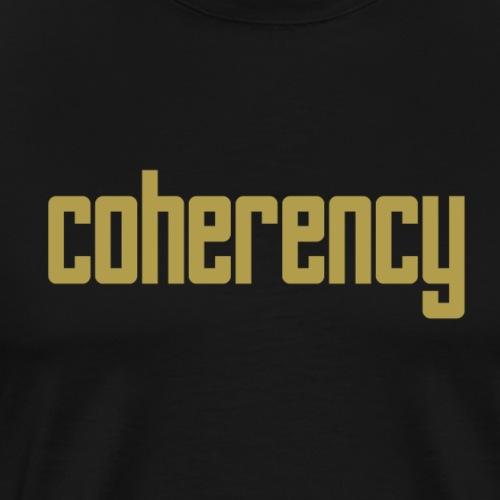 Coherency - Men's Premium T-Shirt