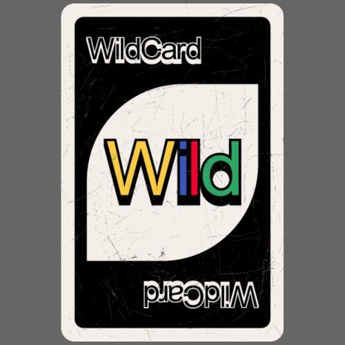 Wildcard B!#ches! Vintage Wildcard Re-design - Men's Premium T-Shirt