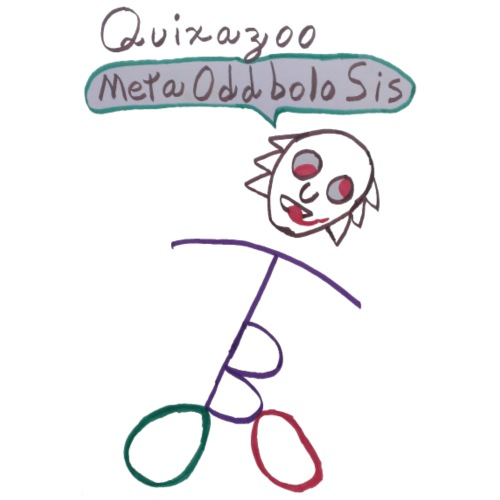 MetaOddboloSisStick - Men's Premium T-Shirt