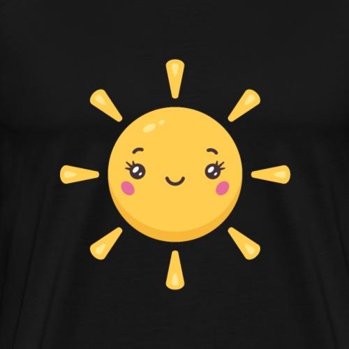 Cute Sun - Men's Premium T-Shirt