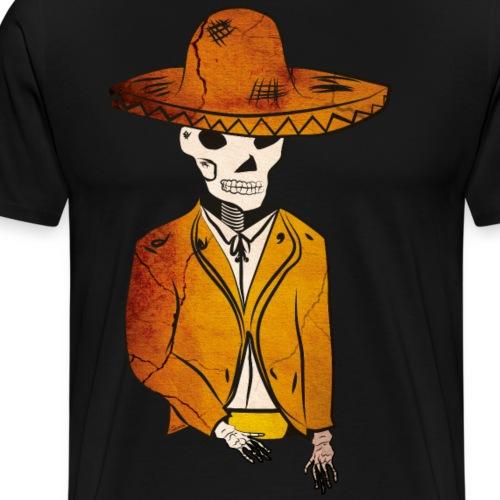 Death Mariachi - Men's Premium T-Shirt
