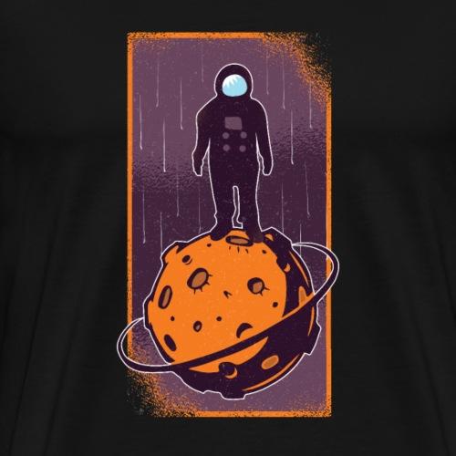AstronautTshirt 01 - Men's Premium T-Shirt