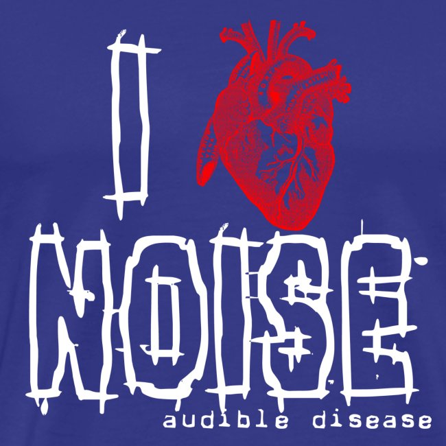 I Heart Noise Black