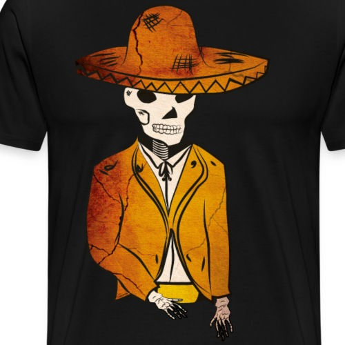 Death Mariachi - Men's Premium T-Shirt