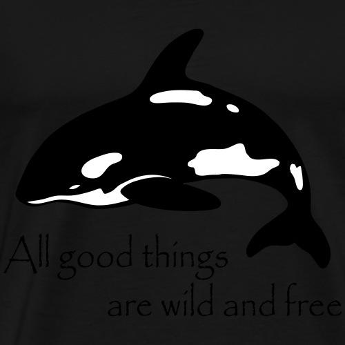 End Captivity - Men's Premium T-Shirt