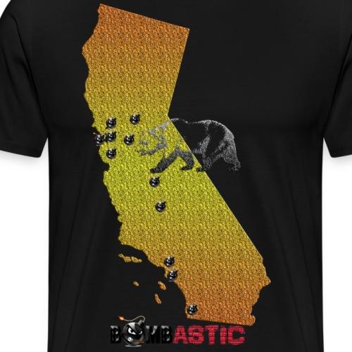 Golden State - Men's Premium T-Shirt