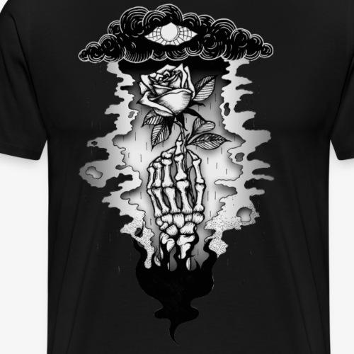 DEVIL'S GREETING - Men's Premium T-Shirt