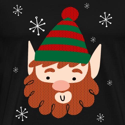 Cool Santas Elf - Men's Premium T-Shirt