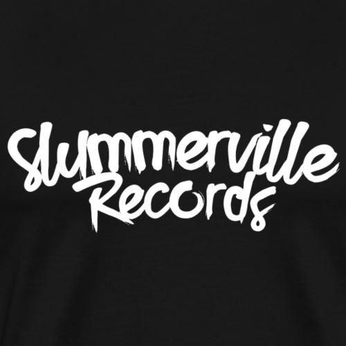 Slummerville Records - Men's Premium T-Shirt