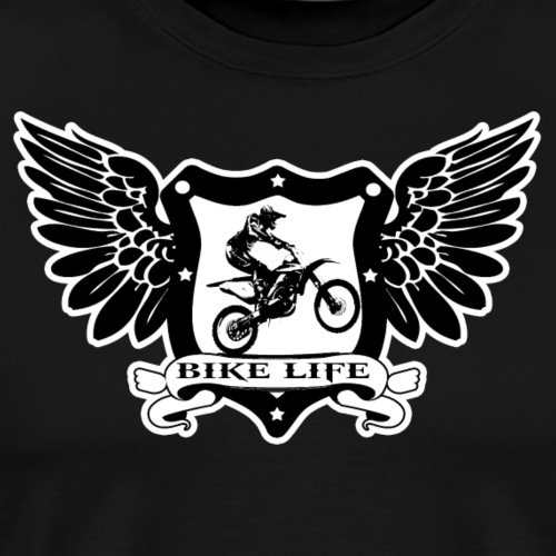 BIKE LIFE 2 - Men's Premium T-Shirt