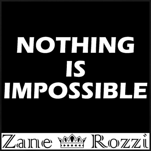 Nothing is impossible - Men's Premium T-Shirt