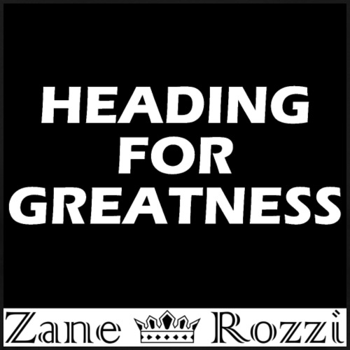Heading for greatness - Men's Premium T-Shirt