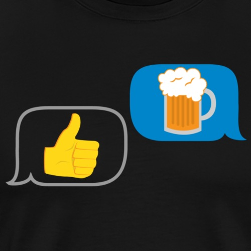 Beer? You Bet! - Men's Premium T-Shirt
