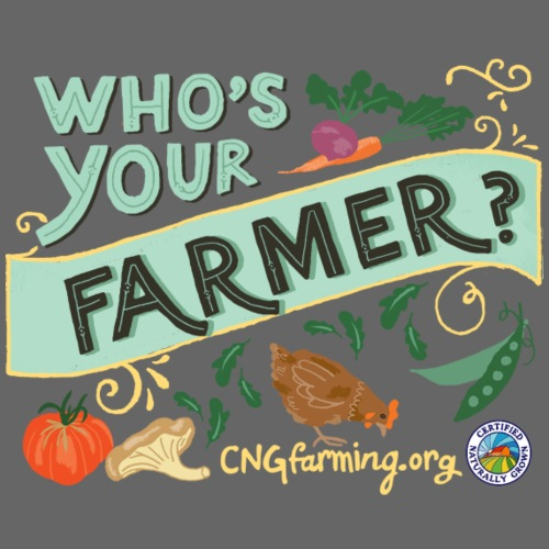 Who's Your Farmer Shirt - Men's Premium T-Shirt