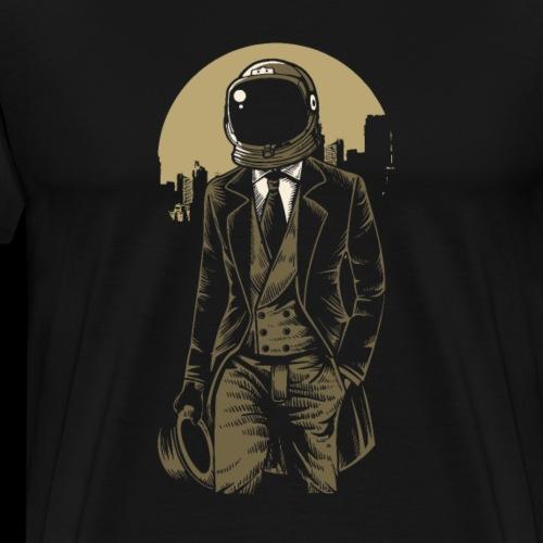 Classic Astronaut - Men's Premium T-Shirt
