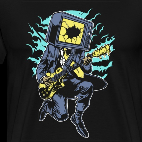 Played Out TV Rockstar - Men's Premium T-Shirt