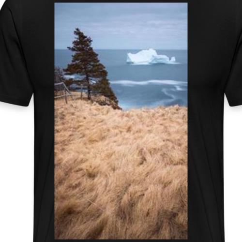 Logy Bay Iceberg - Men's Premium T-Shirt