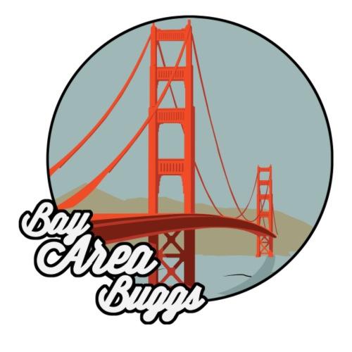 Bay Area Buggs Bridge Design - Men's Premium T-Shirt