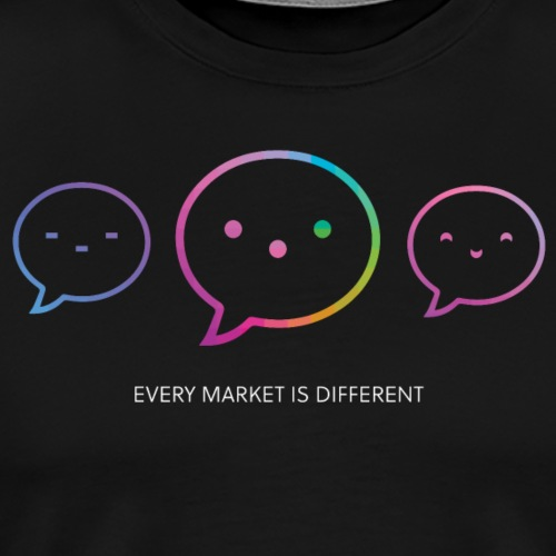 Moody Markets - Men's Premium T-Shirt
