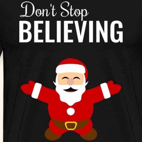 santa claus don t stop believing