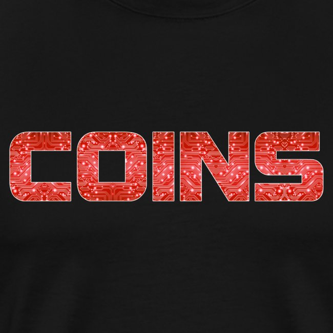 Coins red