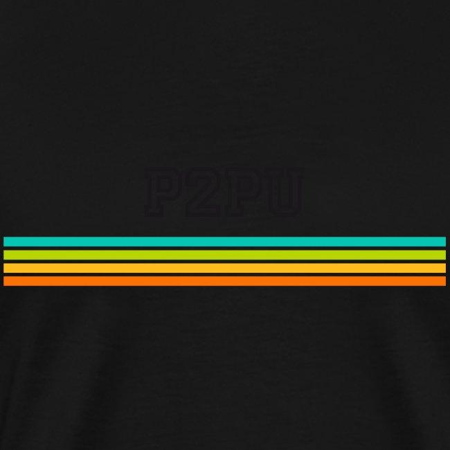 striped mug black logo png