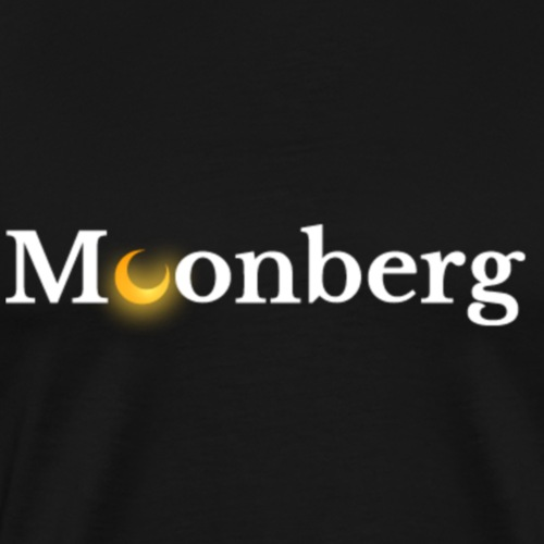 Moonberg.io - Men's Premium T-Shirt