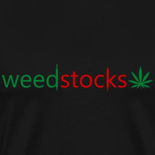 Weed Stocks - Men's Premium T-Shirt