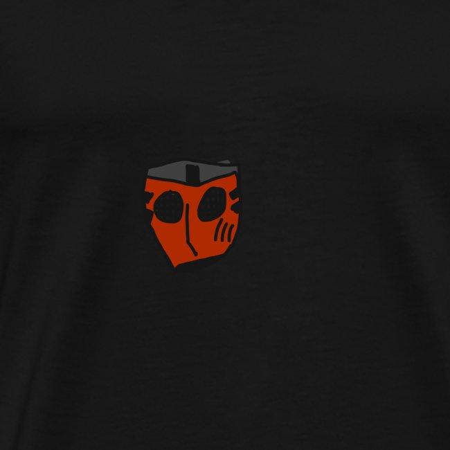Scratched Mask MK IV