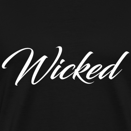 Wicked - Men's Premium T-Shirt
