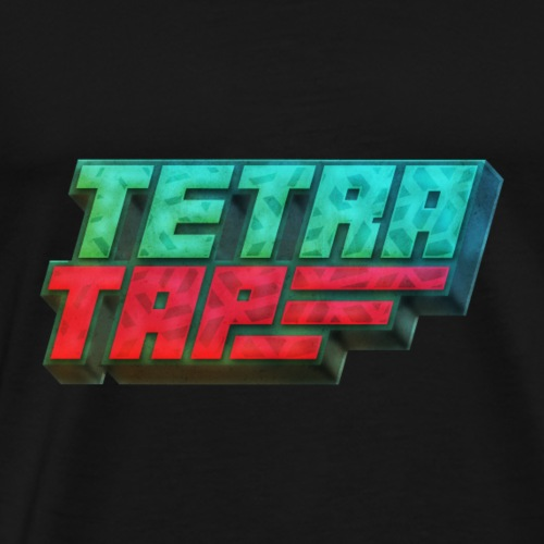 Tetra Tap - Men's Premium T-Shirt
