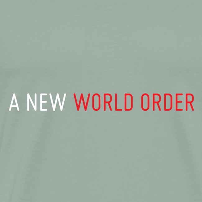 A New World Order Logo
