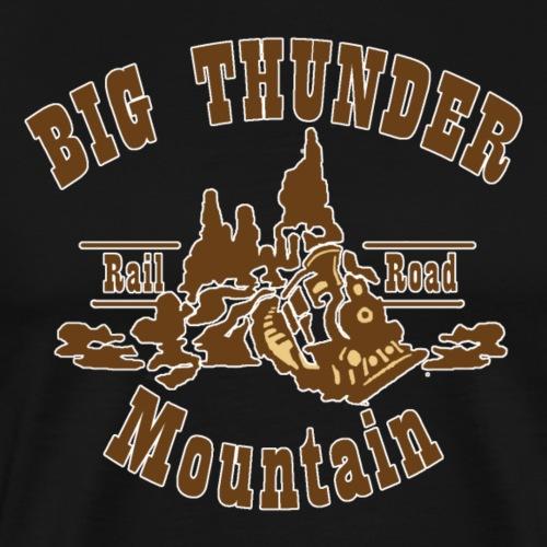 Thunder Railroad - Men's Premium T-Shirt