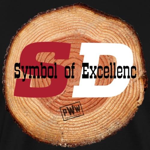 Symbol of Excellenc - Men's Premium T-Shirt