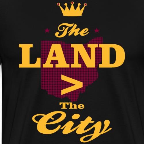 The Land Cleveland Pride - Men's Premium T-Shirt