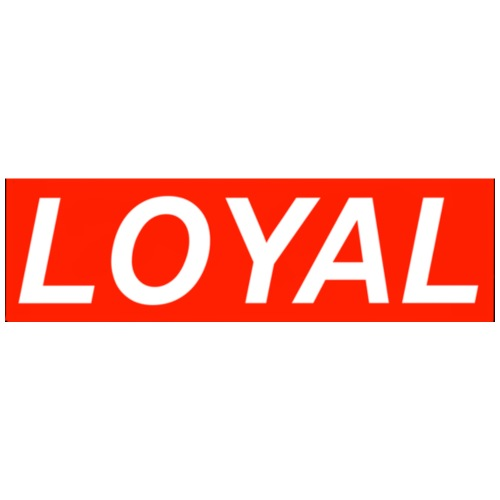 loyal - Men's Premium T-Shirt