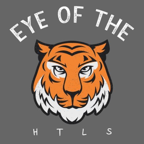 Eye of the tiger - HTLS - Men's Premium T-Shirt