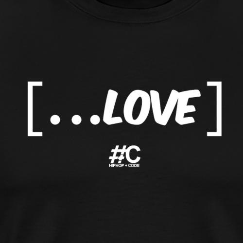 spread love - Men's Premium T-Shirt