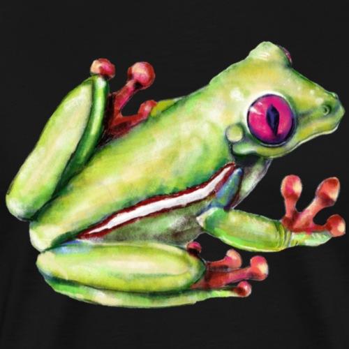 Tree frog - Men's Premium T-Shirt