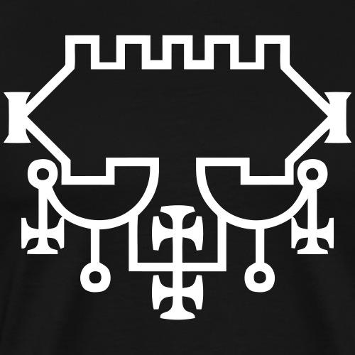 Belial Sigil - Men's Premium T-Shirt