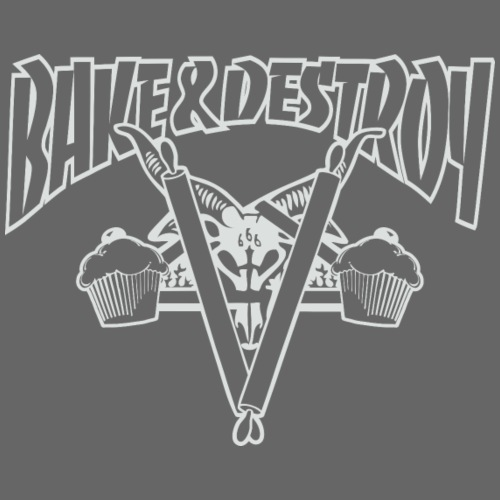 Goat and Destroy - Men's Premium T-Shirt