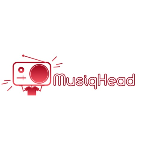 MusiqHead Merch Ver 3 - Men's Premium T-Shirt