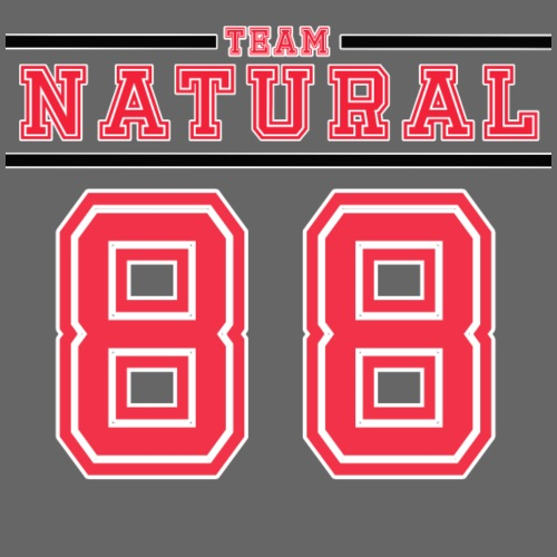 Team Natural 88 - Men's Premium T-Shirt